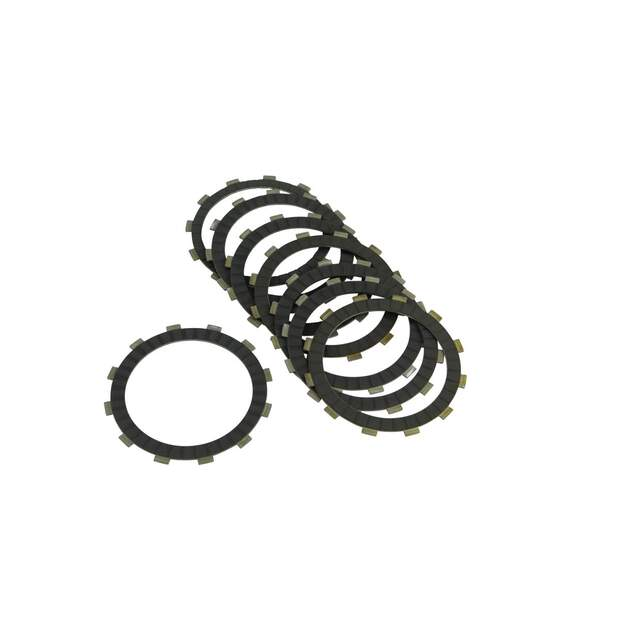 CLUTCH FRICTION SET CARBO