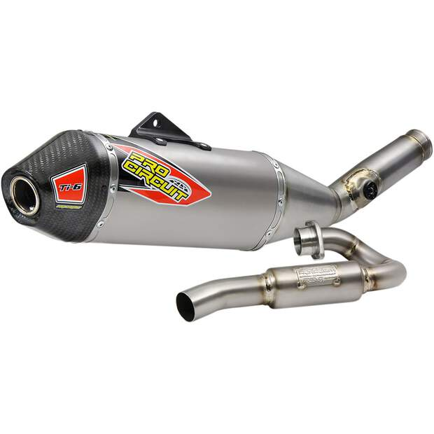 EXHAUST TI-6 0321945F