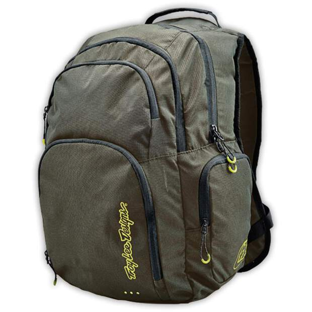 TLD Genesis Backpack; Army Green