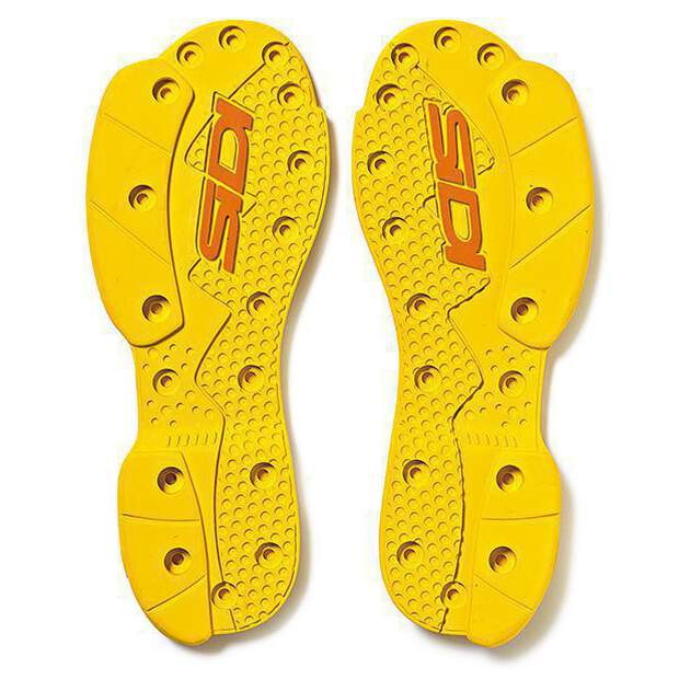 Sidi SMS Supermoto Sole Yellow (46)