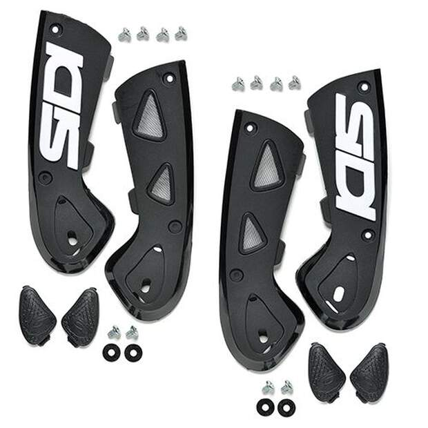 Sidi Vortice/ST Ankle Support Braces (81) Black