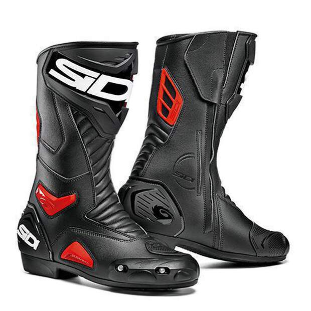 Sidi Performer Black-Red