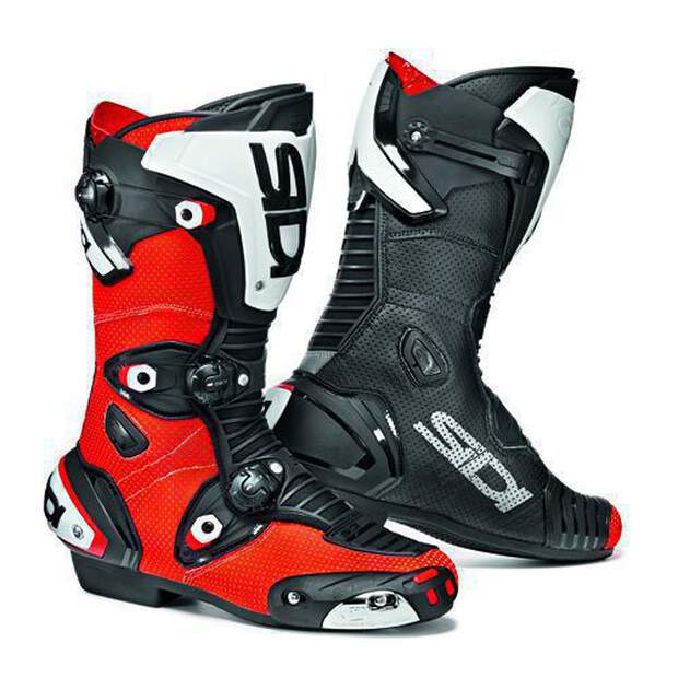 Sidi MAG-1 AIR Red Fluo-Black