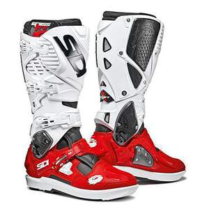 Sidi CrossfireRS Black-Red-White