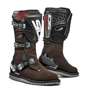 Sidi Trial Zero.1 Brown-Black