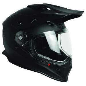 JUST1 Helm J34 Adventureolidatt Black