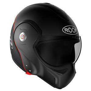 ROOF Helm Boxxer Carbonatt Black
