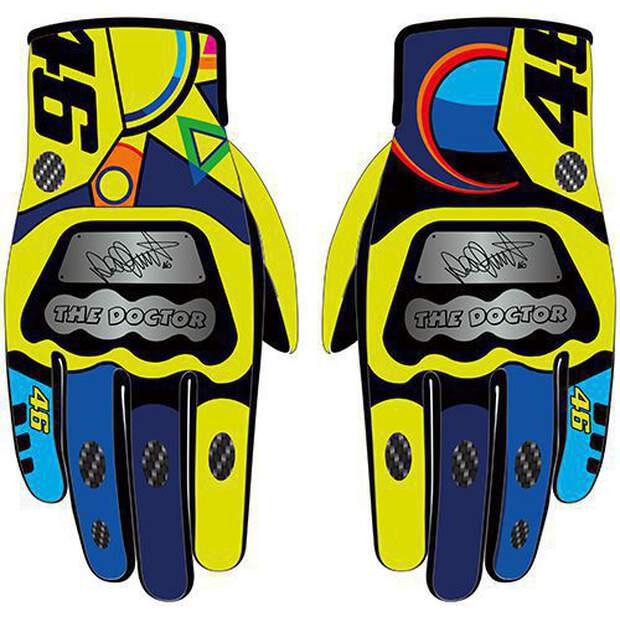 VR46 Handschuhe (VRUGV313503) Classic Multicolor