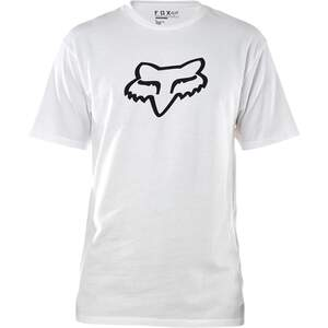 Fox T-Shirt Legacy Head [Opt Wht]