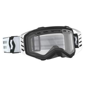 Scott Brille Prospect Enduro black/white clear
