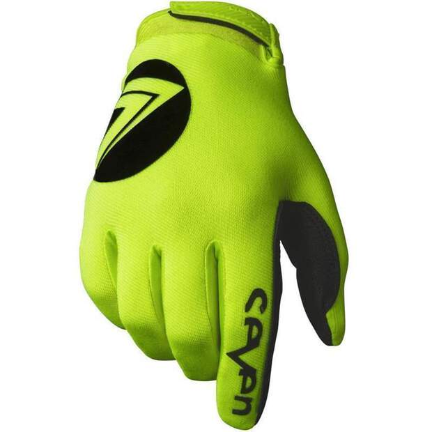 Seven Handschuhe Annex 7 Dot flow yellow