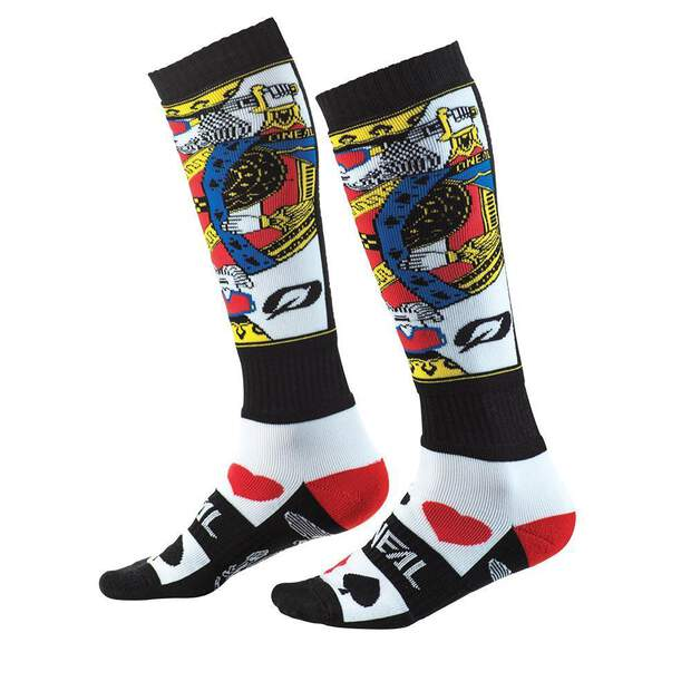 Oneal PRO MX Socken Kinder EMOJI RACER multi (One Size)