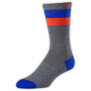 TLD Crew Socken Corsa Heather Gray 11-