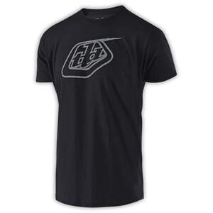 TLD Logo T-Shirt Black/Reflective
