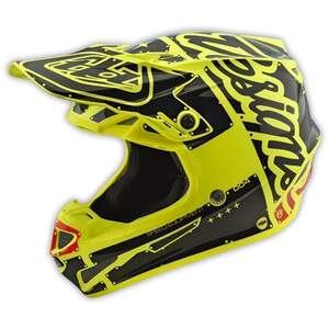 TLD Se4 Youth Helm (Pa); Factory Yellow