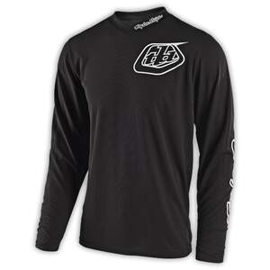 TLD Youth Gp Jersey; Mono Black
