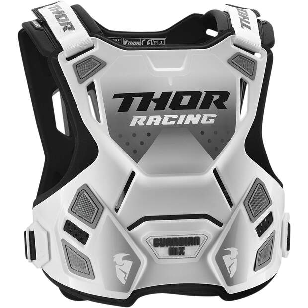 Thor Brustpanzer Guardian Mx Wh/Bk