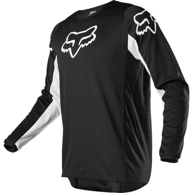 Fox Jersey 180 Prix - Black Only [Blk/Wht]