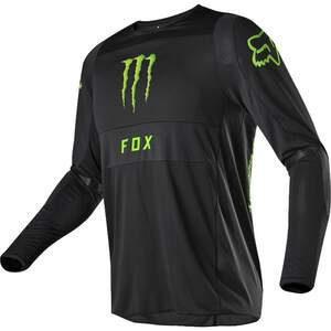 Fox Jersey 360 Monster/Pc [Blk]