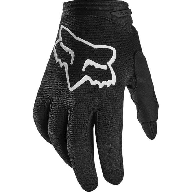 Fox Handschuhe Yth Girls Dirtpaw Prix [Blk]
