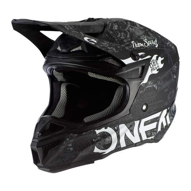 ONeal 5SRS Polyacrylite Helm HR