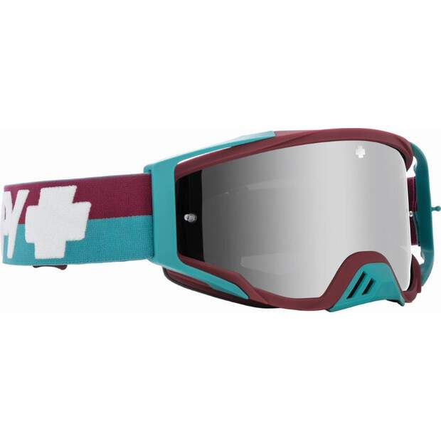 SPY OPTIC Brille Found.Plus Bolt Teal HD smoke/silver