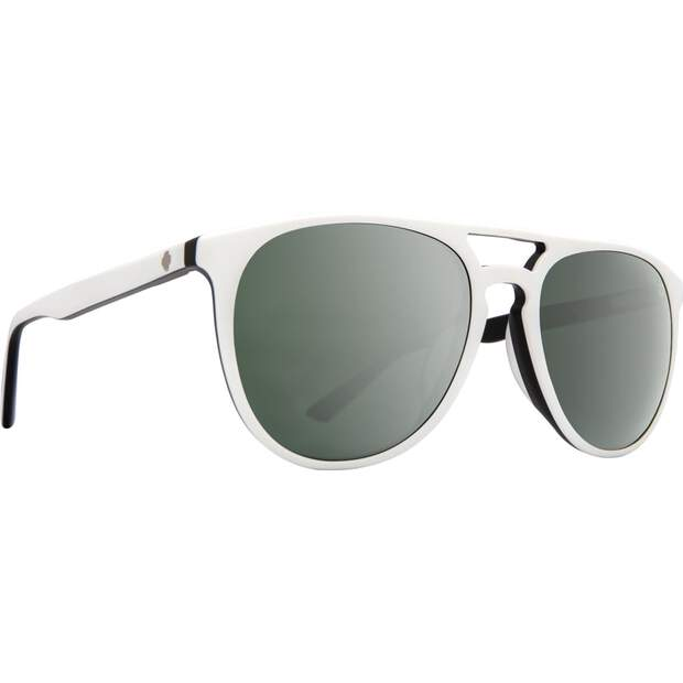 SPY OPTIC Sonnenbrille Syndicate white black happy gray gree