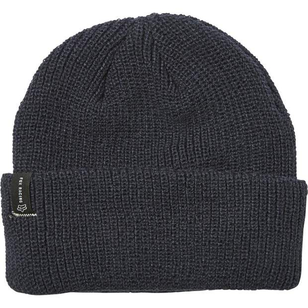 Fox Machinist Beanie [Mdnt]