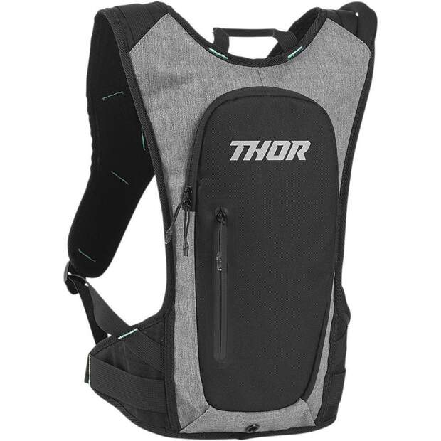 Thor Vapor S9 Hydration Backpack 1,5L Gray/Black