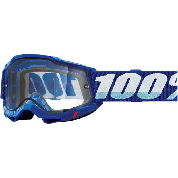 100% Brille Accuri 2 ENDURO BL CLR