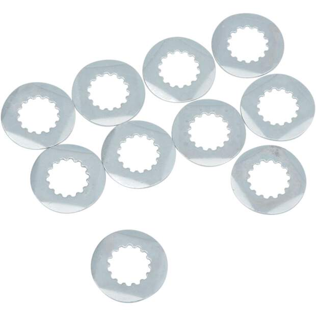 Moose Racing WASHER/SNAP RING CS 10PK 25-6005