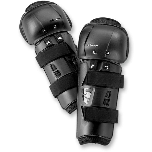Thor Sector Knee Guard Black