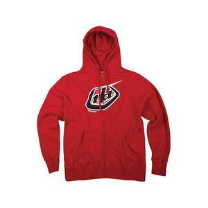 troy lee designs Kapuzenjacke Classic Original Logo Fleece