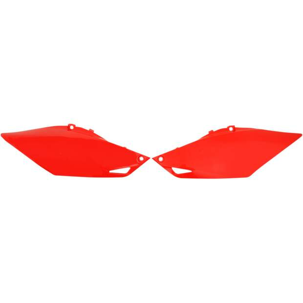 UFO Plast Seitenteile Honda Crf250R 14  (Set, For Single...