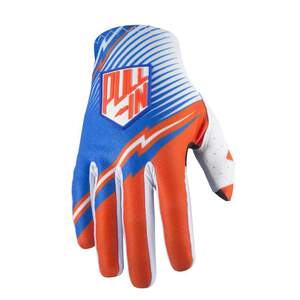 Pull-In Handschuhe Challenger Blau/Orange