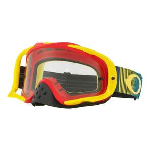 Oakley Mx Brille Crowbar Shockwave Ryb