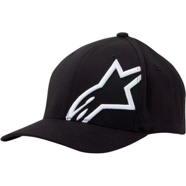 Alpinestars Corp Shift 2 Curved Cap schwarz