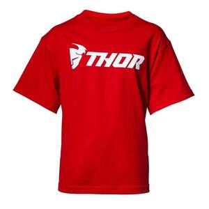 Thor Kinder T-Shirt S/S Loud Red