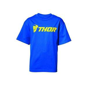 Thor Kinder T-Shirt S/S LOUD ROYAL