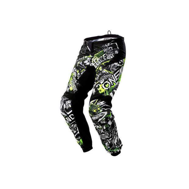 ONeal Hose Element Attack Neon Yellow