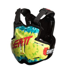 Leatt Brustpanzer 2.5 Rox Lime/Teal