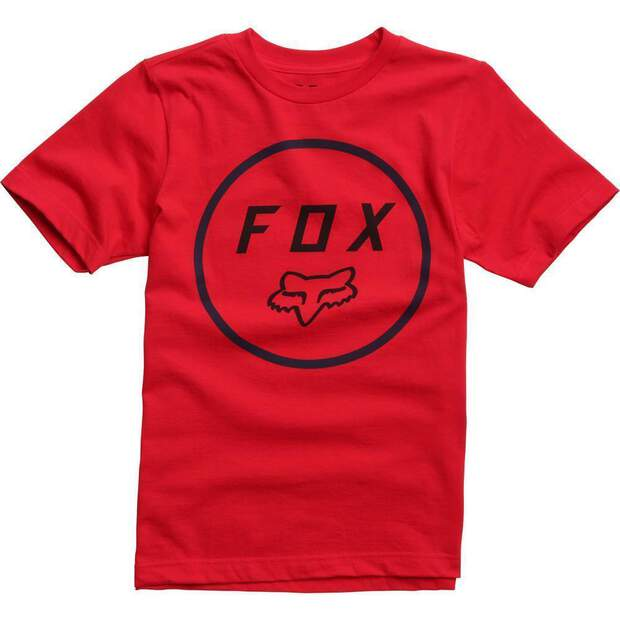Fox Kinder T-Shirt Settled