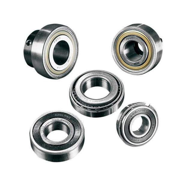 Parts Unlimited BEARING 17X40X12 PU6203-2RS
