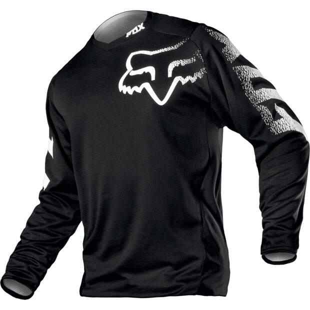 Fox Crossshirt Blackout