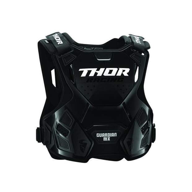 Thor Brustpanzer Guardian MX schwarz