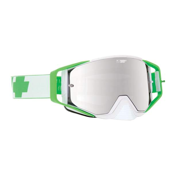 SPY OPTIC Brille ACE Jeremy McGrath lime/weiß