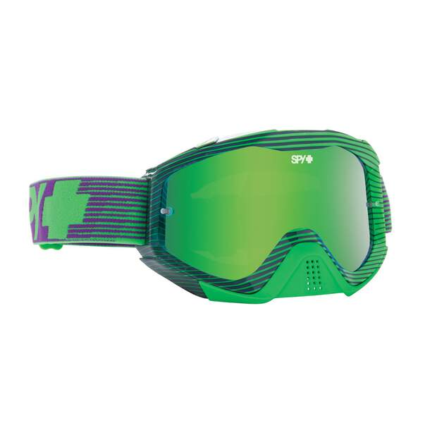 SPY OPTIC Brille KLUTCH Blocked green