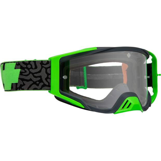 SPY OPTIC Brille Foundation Maze Green HD klar AFP