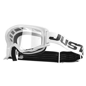 JUST1 Brille Vitro White
