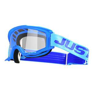 JUST1 Brille Vitro Light Blue-Blue